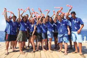 Teamer von RUF Jugendreisen