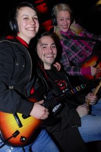Rocken wie die Stars: Im Young Village geht die Post ab
