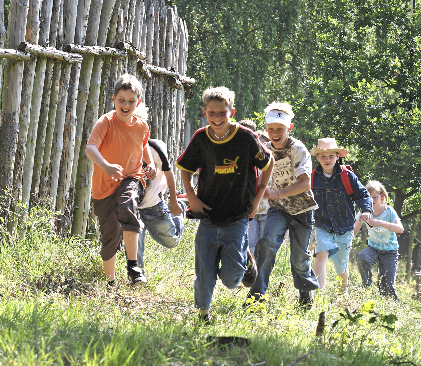 RUF Jugendreisen: Das Ehapa Kids-Camp startet durch
