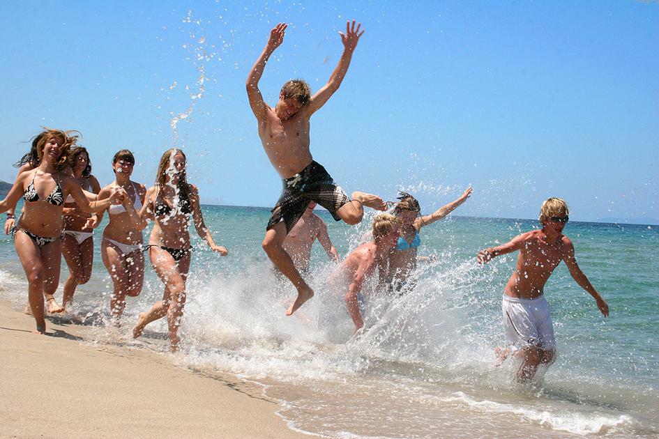 RUF Jugendreisen Beachlife 2010