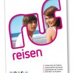 Das Titelbild des neuen ruf reisen Kataloges zeigt erstmals das neue Logo des Reiseveranstalters. Foto: ruf reisen