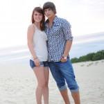 Im letzten Jahr gewannen Julia Braun und Dominik Bruntner das Titel-modelshooting und sind nun auf dem ruf Katalog zu sehen. Bild: ruf reisen