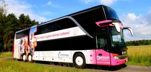 ruf Jugendreisen Bus