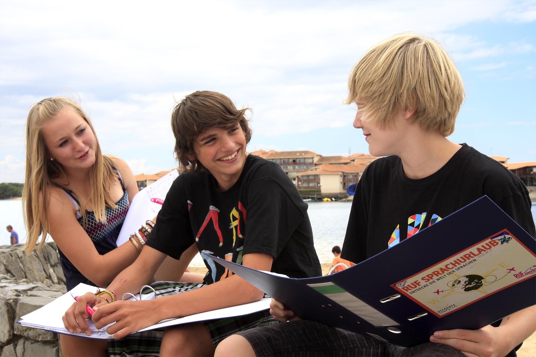 Bereits zehnjährige buchen inzwischen spezielle fremdsprachenangebote