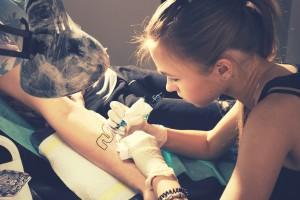 Tattoo ruf Reisen Aprilscherz