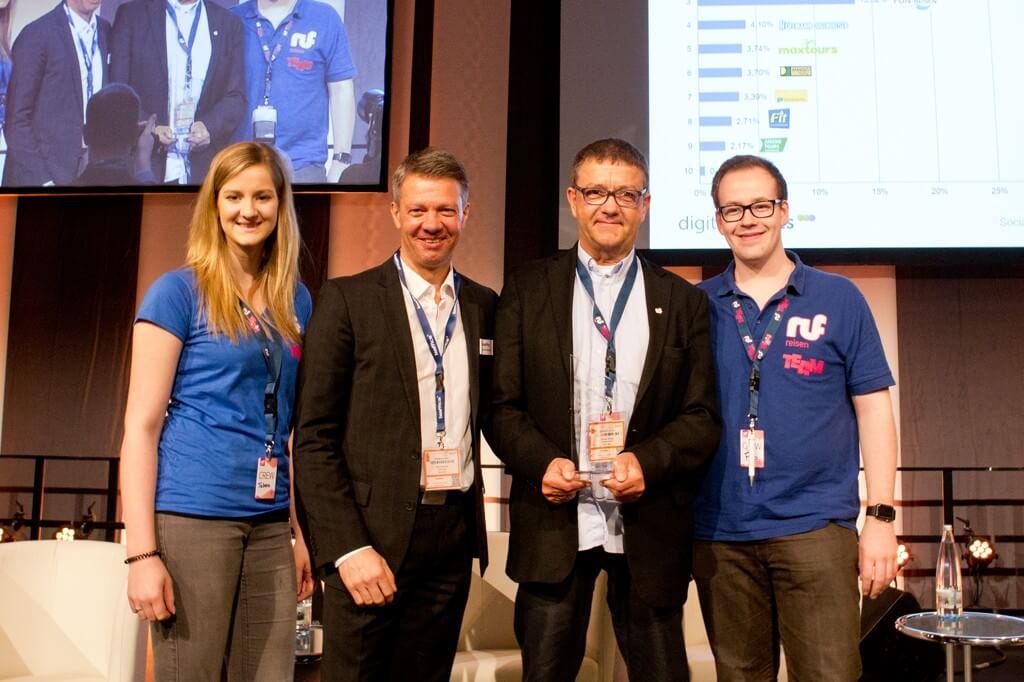 ruf Reisen Social Media Award