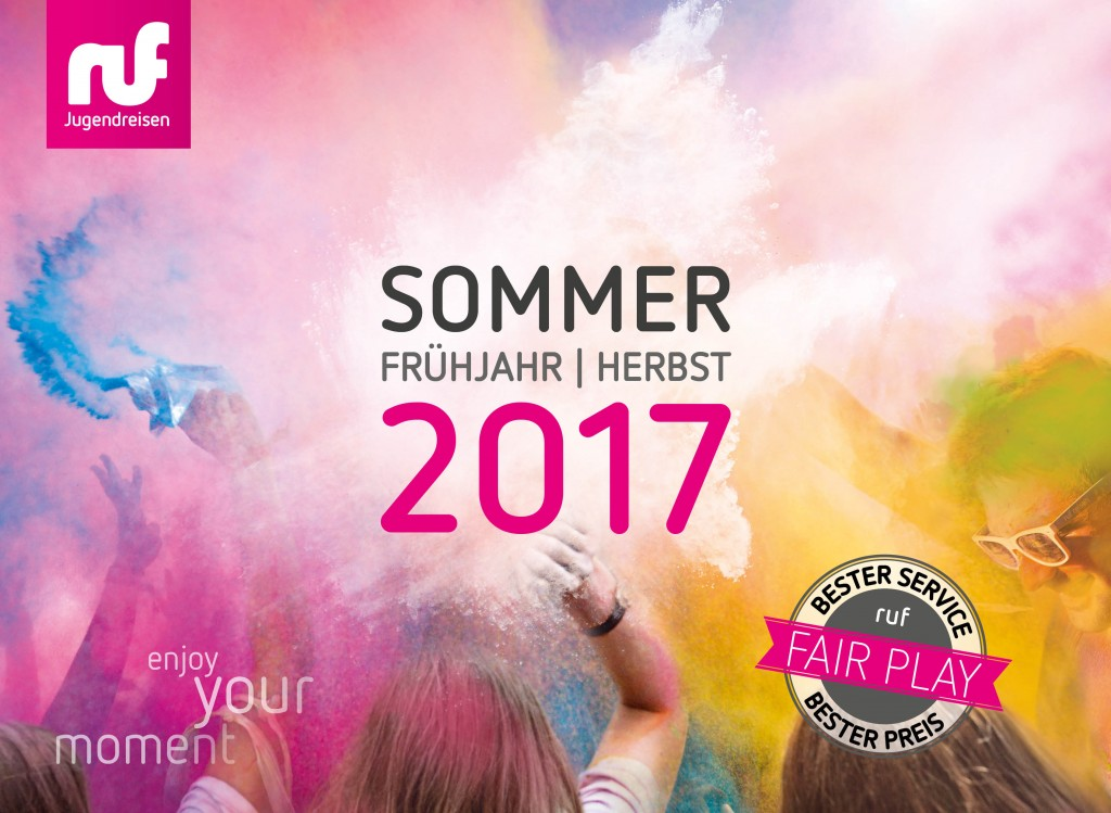 ruf Katalog 2017 Cover