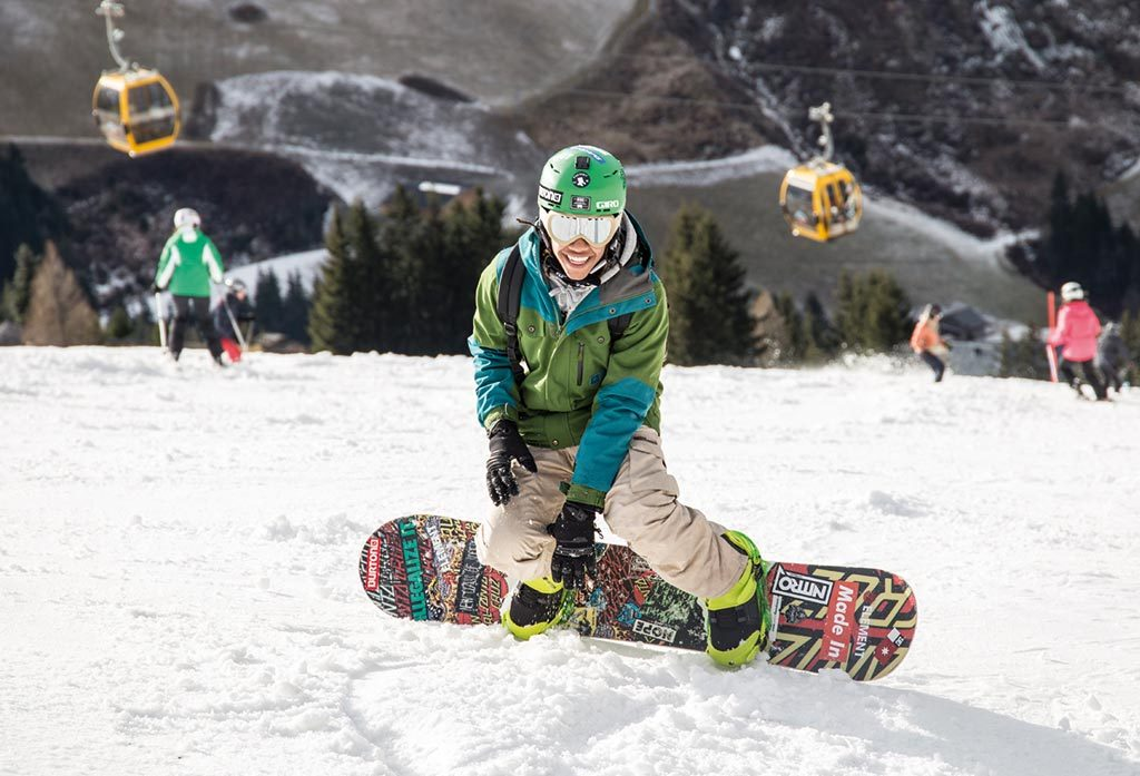 Ski- & Snowboardreisen